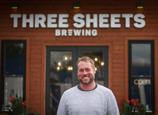 Jeff Carver Three Sheets Brewery